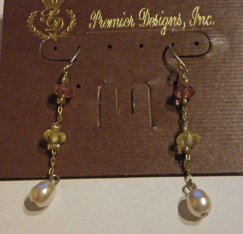 Madeline retired premier designs earrings for Premier jewelry catalog 2011