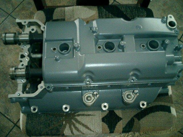 Image 2 of SUZUKI 200HP 225HP 250HP SUZUKI 4 STROKE POWERHEAD AND CYLINDER HEADS