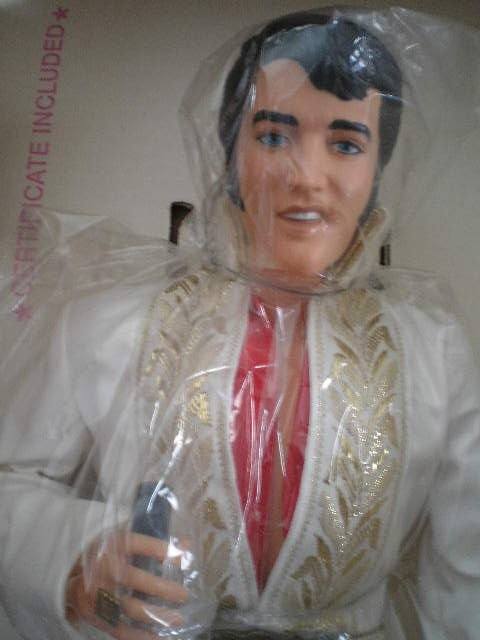 Elvis Presley Doll