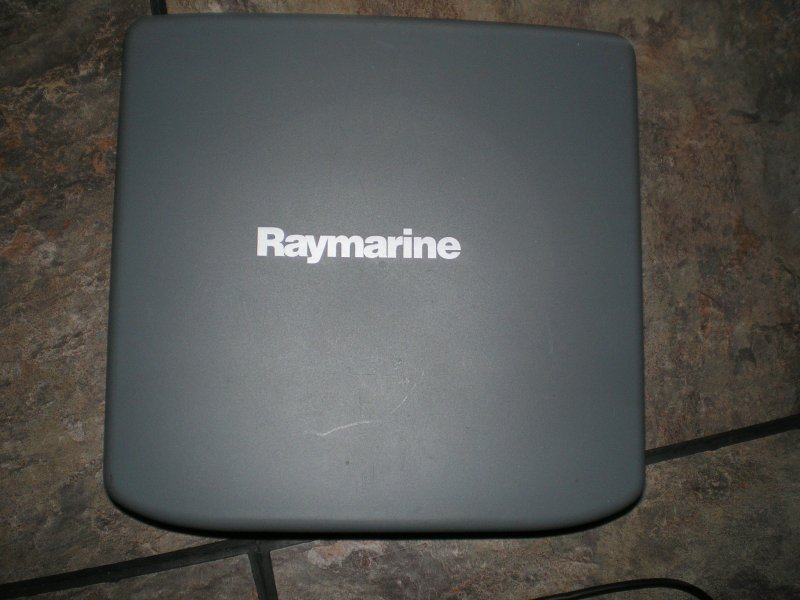 Image 0 of Raymarine Rc435i Gps Chartplotter Weather Screen Protector/ Cover #3101-092