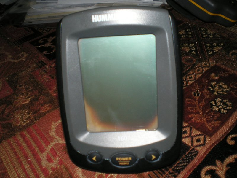 Humminbird 160 for Parts only