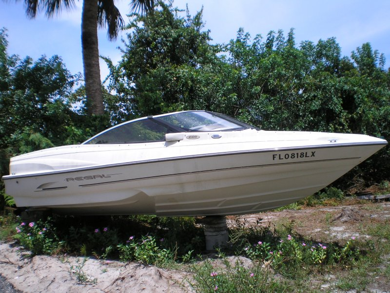 Image 0 of Regal LSR 1800 Year 1999  Project Boat