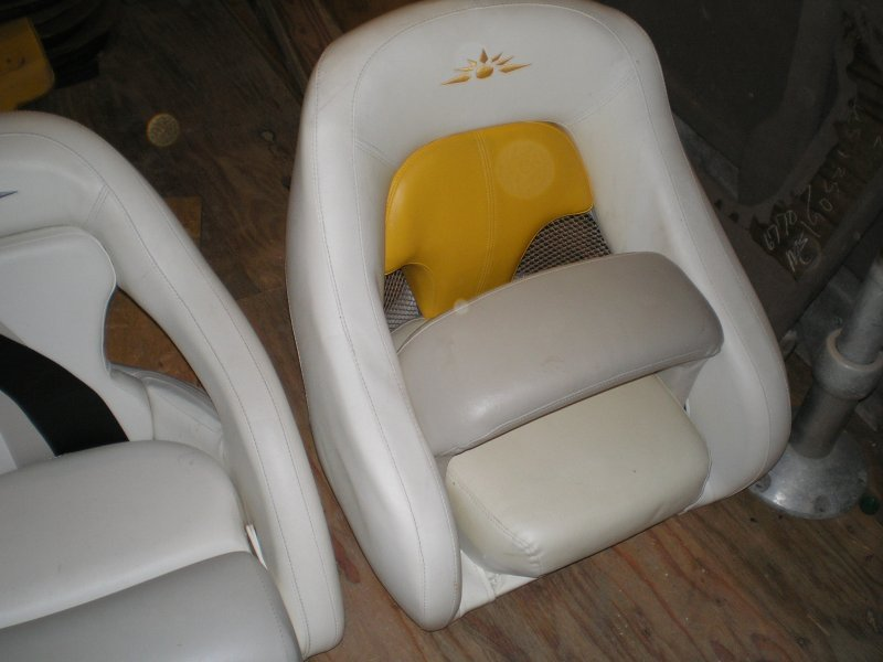 Captain's Bolster Seats
