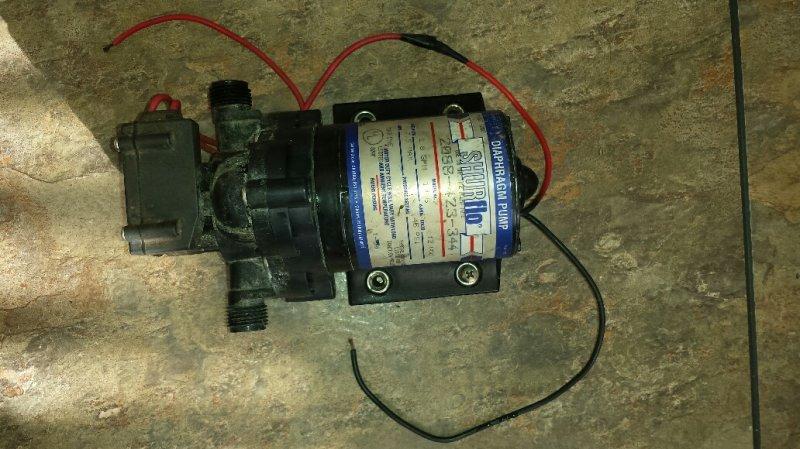Image 0 of Shurflo 2088-423-344 pump