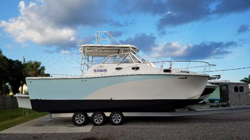 PROKAT 3200 ProSports Catamara