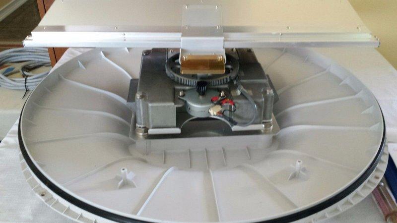 Image 1 of Northstar RB715A Radar Scanner unit