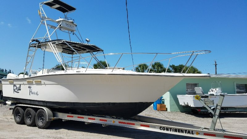 Image 3 of TIARA 2700 OFFSHORE CHARTER FISHING BOAT  $19,500 year 1988