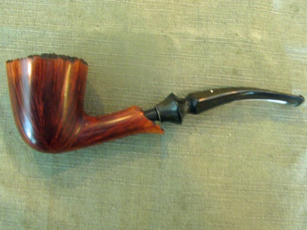 Image 0 of CELIUS Smooth Freehand Bent Dublin--Queen
