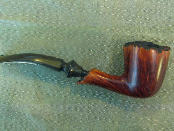 Image 1 of CELIUS Smooth Freehand Bent Dublin--Queen