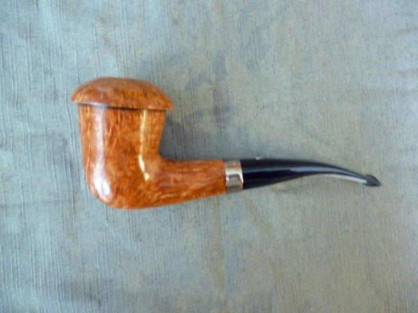 Image 0 of ALBERTO BONFIGLIOLI Curved Smooth Calabash