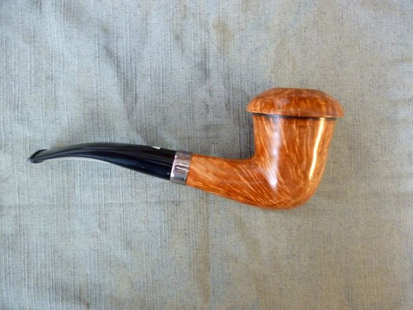 Image 1 of ALBERTO BONFIGLIOLI Curved Smooth Calabash