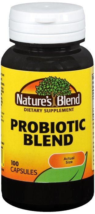 Natures Blend Probiotic Blend 100 Caps